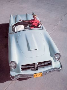 vintage women and cars - Google Search