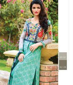 LSM Charlotte Exclusive Eid Collection EC-2B