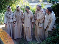 Poor Friars and Sisters in Rome