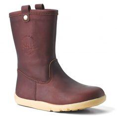 bobux - i-walk splash boot, nutmeg