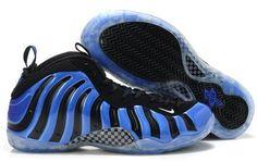 Nike Air Foamposite One Blue Black At Shop7foams.top