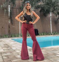 Coleção outono inverno !!! Aquela calça que vocês Amam... . ✔️Calça Max Flare ✔️R$89,90 (varejo) ✔️Tamanho: P M G ✔️ Tecido: sued  Cores: Preto,vinho e nude ✔️Enviamos para todo Brasil . ATACADO SOMENTE POR WHATSAPP