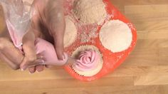 @Wizard at Work thought you'd be interested in this. How to Make Bath Bomb Cupcakes by Soap Queen. Learn as Anne-Marie shows how to make extra special bath fizzies. In this episode, Anne-Marie shares a unique tub frosting recipe that hardens perfectly and melts into a luxurious bubble bath. Then she shows how to make adorable bath bomb cupcakes that look good enough to eat - but we recommend tossing them in the bath tub instead!