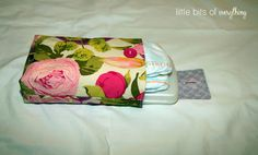 Little Bits of Everything: Diaper & Wipes Case