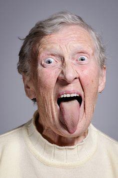 Old People Are Fun! by Hynek S., via Flickr