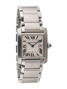 Cartier Tank Française 2465 Watch
