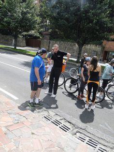 Bodytech Bogota Ciclovias Topcoat, People