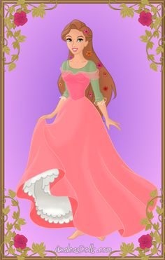 Classical Girls Spring by on DeviantArt Art Nouveau Disney, Air Goddess, Azalea Dress Up, Alcohol Ink Crafts, Doll Divine, Dress Up Dolls, Cute Disney Wallpaper, Disney Drawings, Princesas Disney