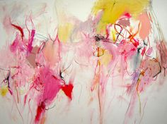 Saatchi Online Artist: Mary Ann Wakeley; Mixed Media, 2013, Painting Extemporaneous
