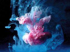 Underwater blast