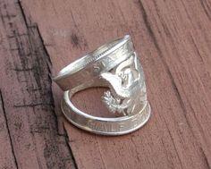 Half doller ring