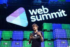 Dublin Web Summit: 'Where the Tech World Meets' Summit Tech, Business News, Dublin, Wifi, Success, Rio Ferdinand, Eva Longoria, Startups, Well Dressed