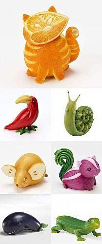 owocowe zwierzęta
