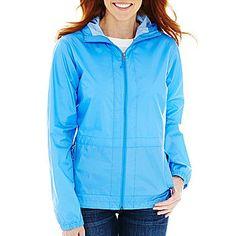 jcp | Columbia® Rain to Fame Waterproof Hooded Jacket