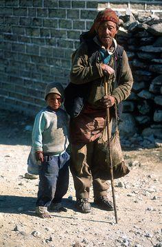 Generations renewal and hope ~ Pokhara, Nepal