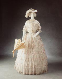 Historical fashion and costume design. 1800s Fashion, 19th Century Fashion, Victorian Fashion, Vintage Fashion, Victorian Era, 1800s Clothing, Antique Clothing, Historical Clothing, Historical Dress