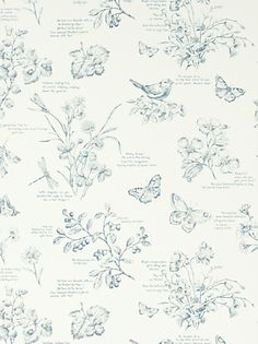 Buy Ralph Lauren Homeport Novelty Wallpaper Online at johnlewis ...