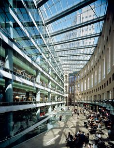 central public library vancouver architecture - Google Search