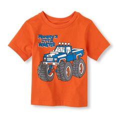 If he loves monster trucks, he