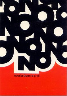 no a la guerra civil Illustration Design Graphique, Art Graphique, Cool Typography, Graphic Design Typography, Design Art, Print Design, Web Design, Design Ideas, Typography Inspiration