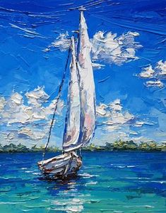 Summer Sailing by Sarah LaPierre 8-26-16