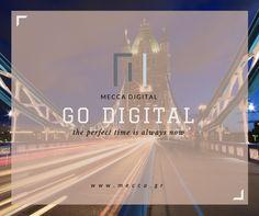 Designing for your Brand New Digital Future!  Go Digital Now @ www.mecca.gr  #wearemecca #meccadgtl #digitalagency
