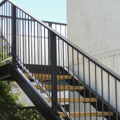 EXTERIOR Image 640x480 Landscape v1 – 9 Commercial Stairs, Exterior Stairs, Staircase Design, Landscape, Architecture, Image, Outdoor Stairs, Arquitetura, Outside Stairs