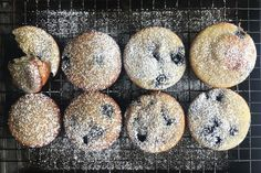 Blueberry Pie Maker Friands