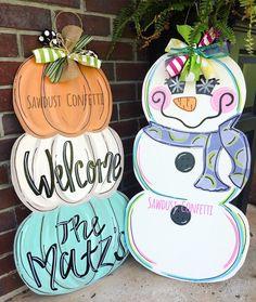 Fall Craft Fairs, Fall Crafts, Halloween Crafts, Holiday Crafts, Halloween Ideas, Holiday Decor, Holiday Ideas, Halloween Door Hangers, Fall Door Hangers