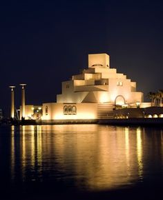Museum of Islamic Art, Doha, Qatar  Architect: I.M. Pei