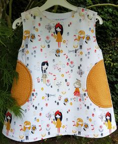 Coin Couture, Baby Couture, Sewing For Kids, Baby Sewing, Creation Couture, Baby Bunnies, Baby Dress, Floral Tops, Sewing Projects