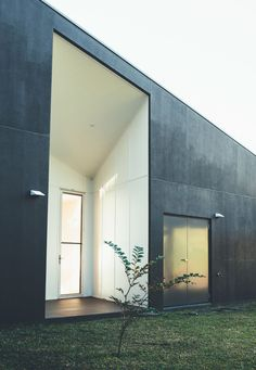 FOUNDSPACENZ — Stealth House - Teeland Architects