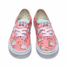 Toy Story Vans Are Here And The Surprises Were Awesome!