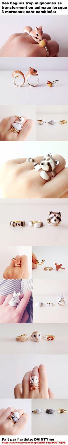 Three rings, one animal