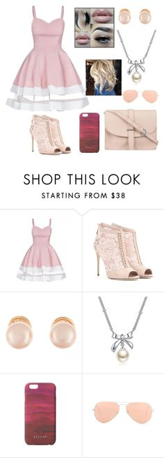 Dollie 2 by addisonlaylor on Polyvore featuring Dolce&Gabbana, M.N.G, Kenneth Jay Lane, MBLife.com, Jigsaw and Ray-Ban