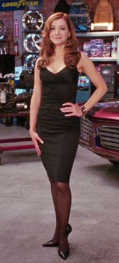 Alyson Hannigan in 'Date Movie' Cute Dress Outfits, Cute Dresses, Buffy, Most Beautiful Women, Amazing Women, Beautiful Females, Julia Jones, Fit Women, Sexy Women