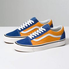 Anaheim Factory Old Skool 36 Dx Custom Slip On Vans, Custom Vans Shoes, Mens Vans Shoes, Men's Vans, Nike Air Shoes, Vans Men, Vans Sneakers, Dream Shoes, New Shoes