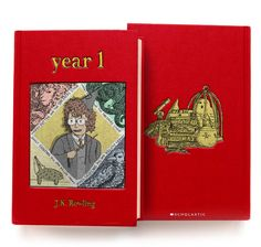 Congrats to Ben Wallis, winner of the Harry Potter Re-Covered Books contest