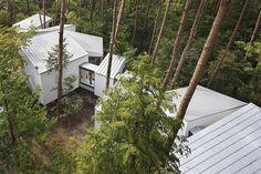 002 residence daisen keisuke kawaguchi k2design Residence in Daisen by Keisuke Kawaguchi + K2 Design