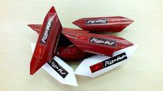 Krówki z nadrukiem Pizza Hut #KrowkiPolskie #krowkiZnadrukiem