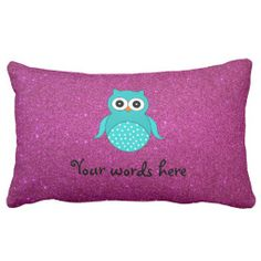 >>>This Deals          	Turquoise owl pink glitter pillows           	Turquoise owl pink glitter pillows In our offer link above you will seeDiscount Deals          	Turquoise owl pink glitter pillows Online Secure Check out Quick and Easy...Cleck Hot Deals >>> http://www.zazzle.com/turquoise_owl_pink_glitter_pillows-189697590505150826?rf=238627982471231924&zbar=1&tc=terrest