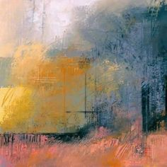 Irma Cerese | North River #25  acrylic on canvas