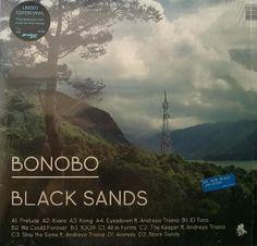 Bonobo - Black Sands