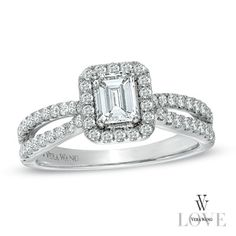 Vera Wang Love Collection. Love this ring!