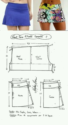 This is the perfect sewing project for a beginner sewer. I'll teach you how to sew a Christmas stocking with Sewing Patterns Free, Free Sewing, Sewing Tutorials, Clothing Patterns, Dress Patterns, Sewing Pants, Sewing Clothes, Jupe Short, Pants Pattern