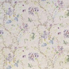 Warwick Fabrics : WOODBURY, Colour BERRY