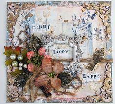 August Challenge - Happy Project Creative Embellishments http://creativeembellishments.com/blog/?p=2875