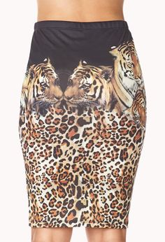 #Forever21                #Skirt                    #Wild #Thing #Pencil #Skirt                         Wild Thing Pencil Skirt                             http://www.seapai.com/product.aspx?PID=59812