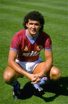 Steve Foster Aston Villa 1984