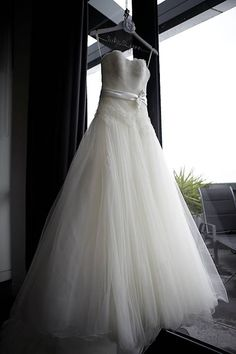 layes of tulle by Annasul Y
